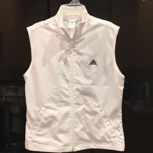 Adidas Women's Medium zip front vest Size Medium